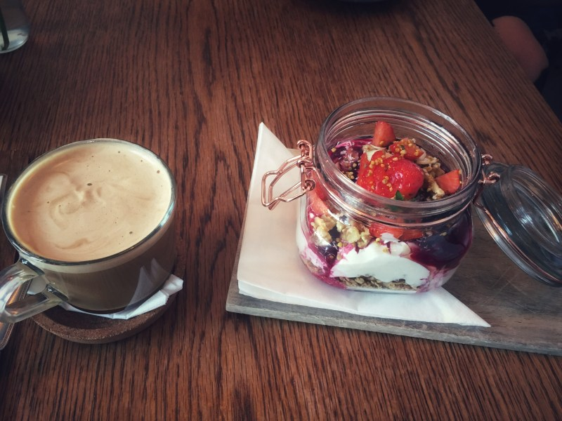 granola copperpot ambleside