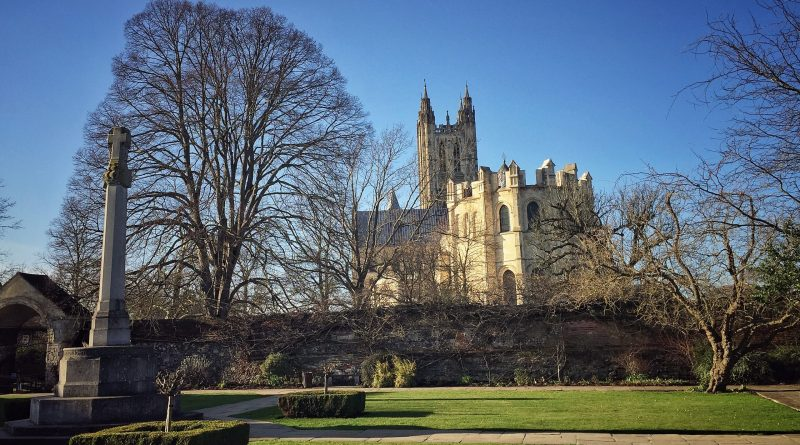A weekend in Canterbury