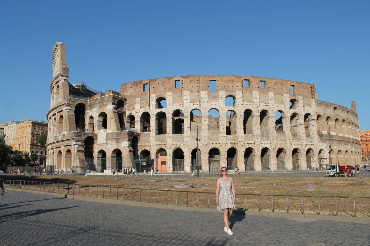 rome during covid