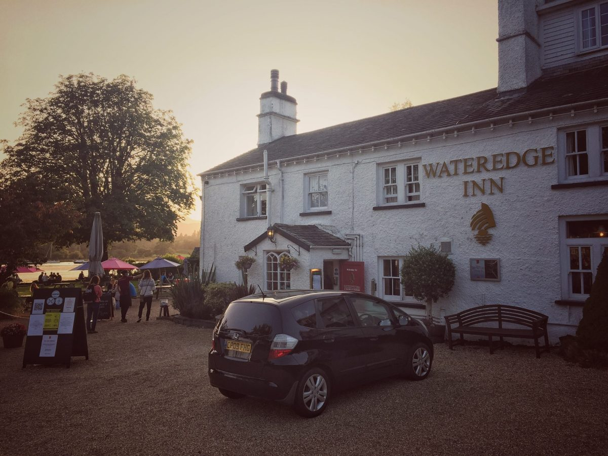 Ambleside pub