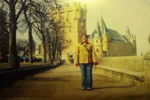 Young and single in Segovia, Spain