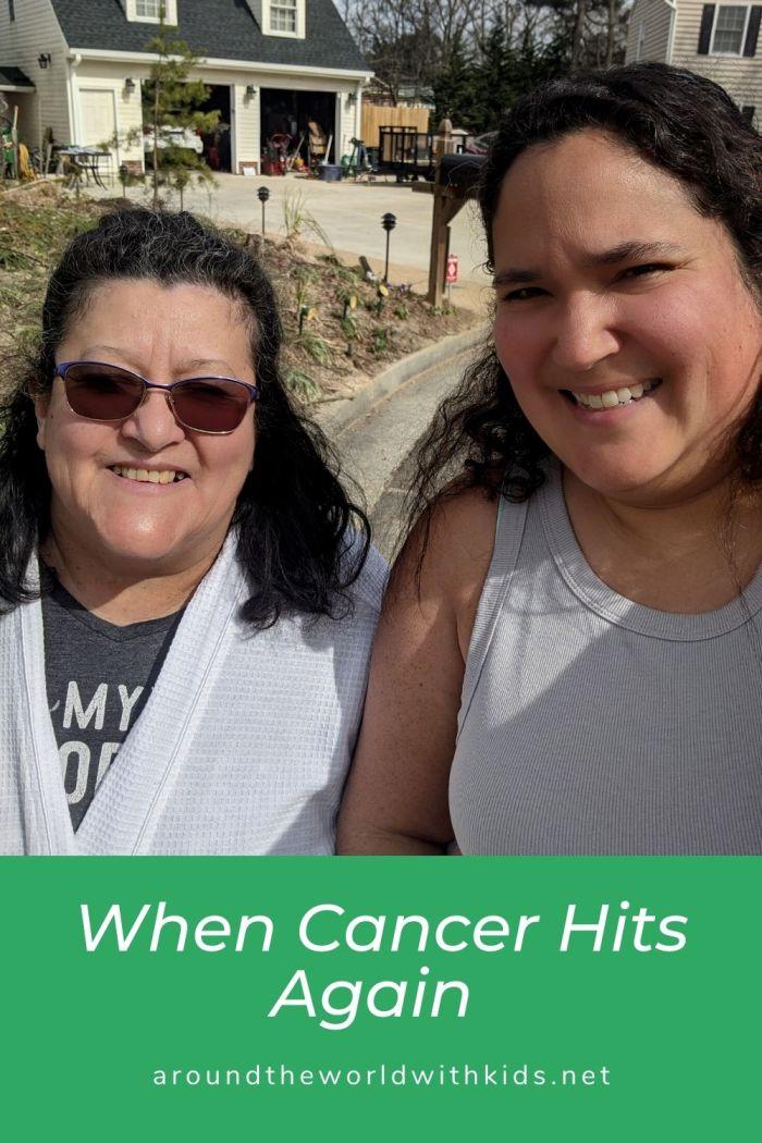 When Cancer Hits Again