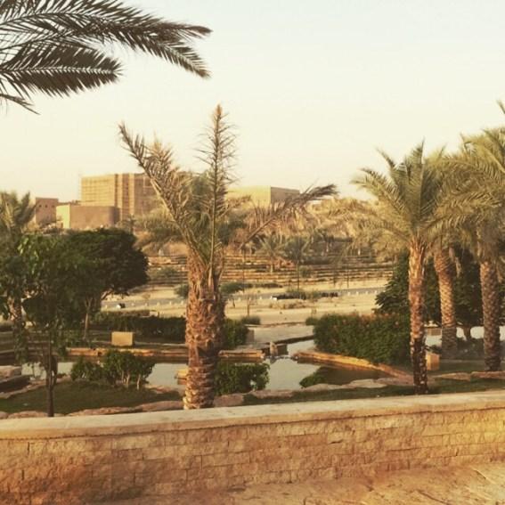 Diriyah Park, Riyadh