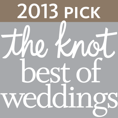 2013 The Knot Best of Weddings Logo