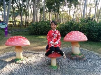 at Xiamen Zhonglun Park