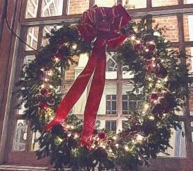 Main Street Wreath