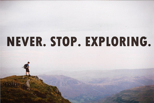 Image result for to travel is to explore quote