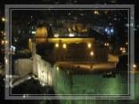 Masjid Al Aqsa in Jerusalem - Palastine (night)