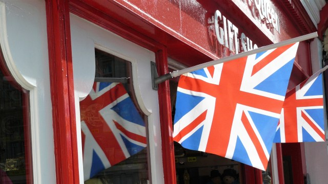 windsor union jack reine uk angleterre blog voyage arpenter le chemin