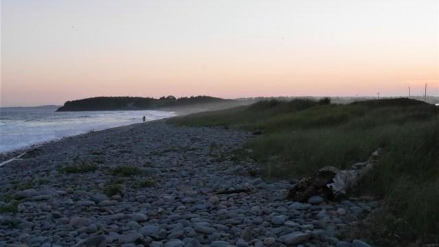 Surf Nova Scotia eaux froides voyage