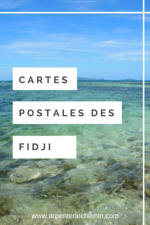 Voyage aux iles Fidji Melanesie Arpenter le chemin