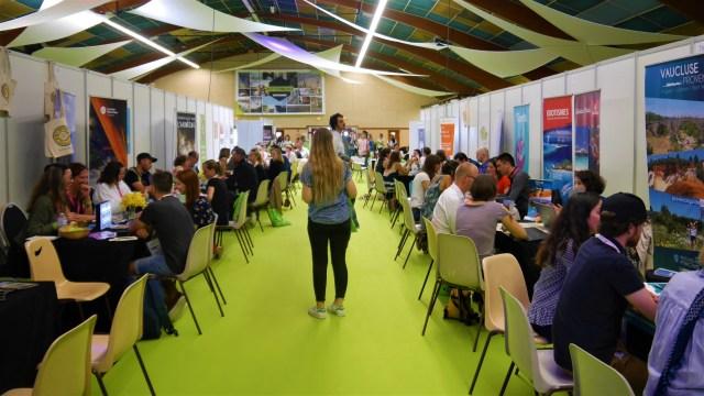 Salon des blogueurs de voyage exposants Millau WAT18
