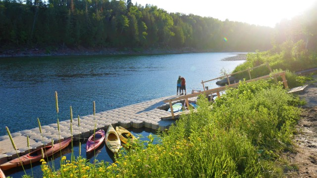 Cime Aventure Quebec GAspesie voyage road-trip Bonaventure