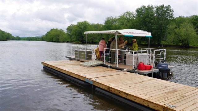 Zelda river adventure kennebecasis hampton NB