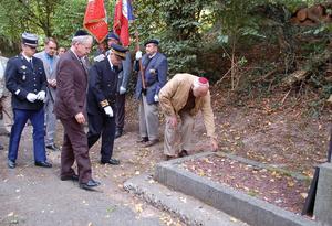 Commémoration au cimetière juif de Saverne