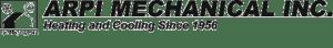 Arpi Mechanical Logo