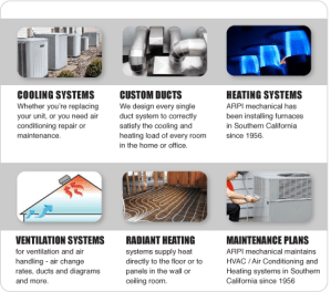 arpi mechanical heating & cooling systems