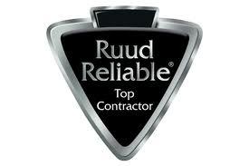 RUUD reliable top contractor logo