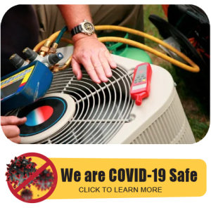 corona virus safe hvac service