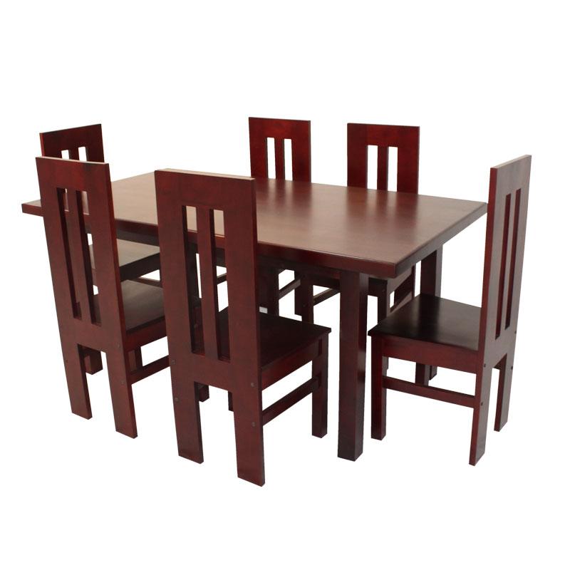 DINING SET NILOX 06 SEATER Arpico Furniture