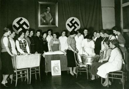 NSDAP - Women Baptism