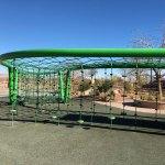 powder coated playground equipment