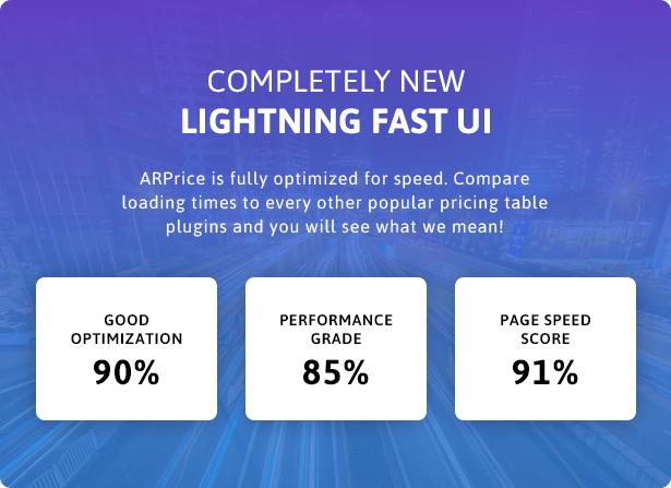 ARPrice - WordPress Pricing Table Plugin - 8