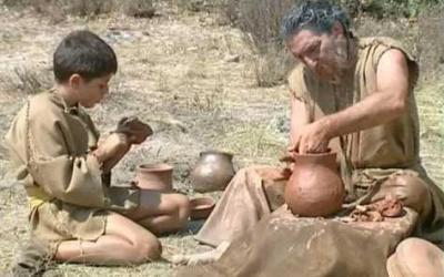 16 de Diciembre: Taller gratutio de Cerámica Prehistórica