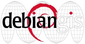 Logo Debian Gis