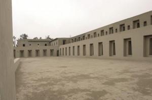 El Santuario de Pachacamac