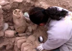 Momias Wari descubiertas en huaca Pucllana podrán ser apreciadas por el público en 2011