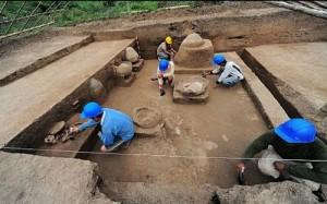 Hallan momias de 2.600 años de antigüedad en Casual, Bagua, Amazonas. Sorprenden a arqueólogos