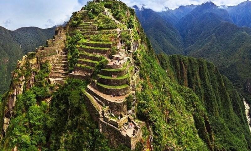 Machu Picchu: WAYNA PICCHU