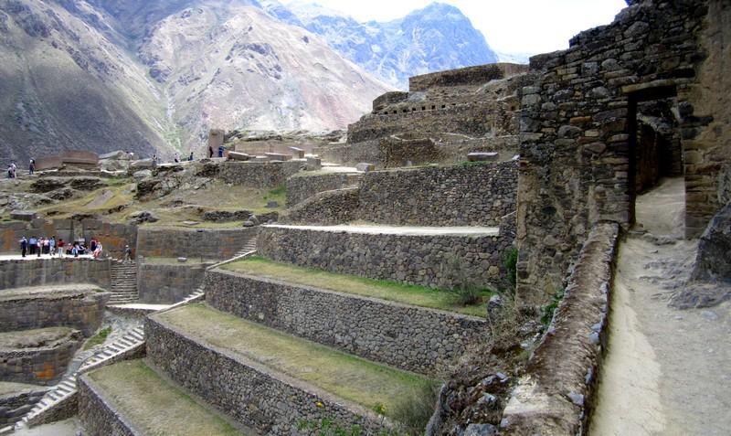 Ollantaytambo, la Ciudad Inca Viviente en el Valle Sagrado de los Incas