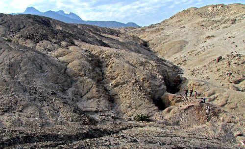 Los moche habrían extraído cinabrio de mina preincaica hallada cerca de cerro Campana, Trujillo, Perú