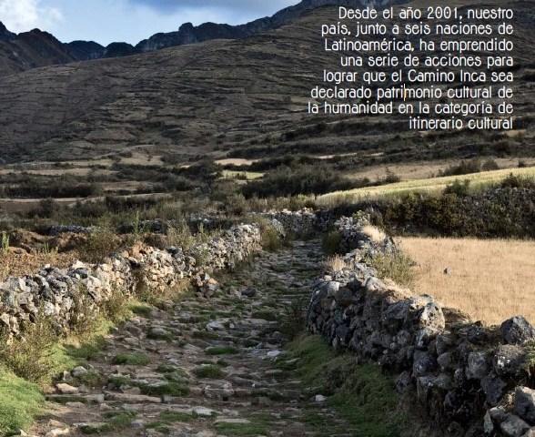 QHAPAQ ÑAN, una ruta cultural