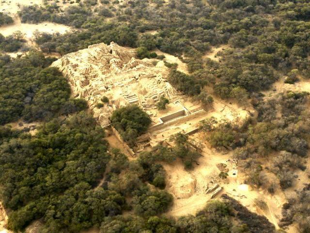 Inician trabajos para convertir santuario de Pómac en producto turístico de Lambayeque