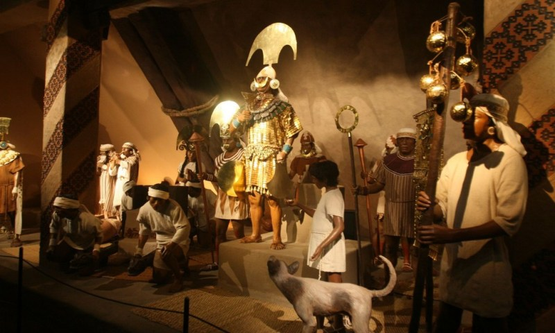 Museo Tumbas Reales de Sipán logrará récord y cerrará con más de 180,000 visitantes