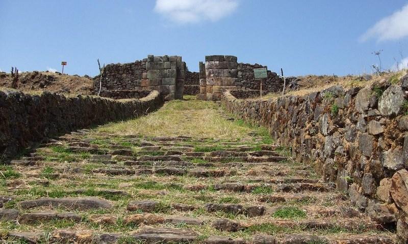 Autoridades trabajarán en recuperación de centro arqueológico Aypate en Piura