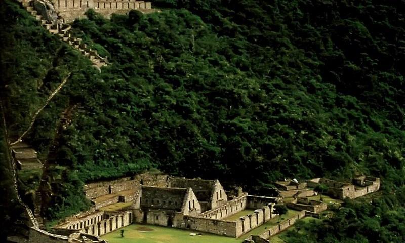 Choquequirao entre los 20 mejores destinos del mundo según National Geographic Traveler