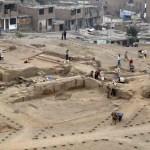 sitio arqueologico monterrey lima 2013 7