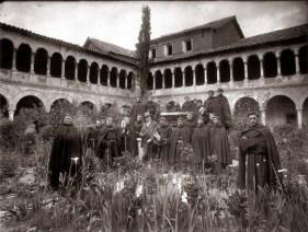 Martin-Chambi-Comunidad-de-los-Monjes-Franciscanos