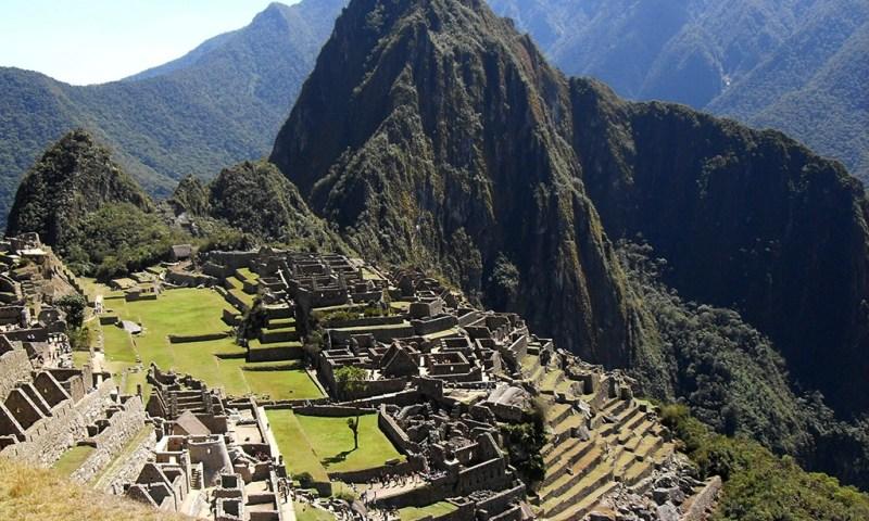 """Oficializan el """"Concurso de Ideas de Arquitectura para las intervenciones en el Parque Arqueológico Nacional de Machupicchu"""""""