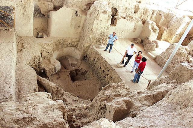 Huaca Ventarrón se incorpora a la oferta turística de Lambayeque