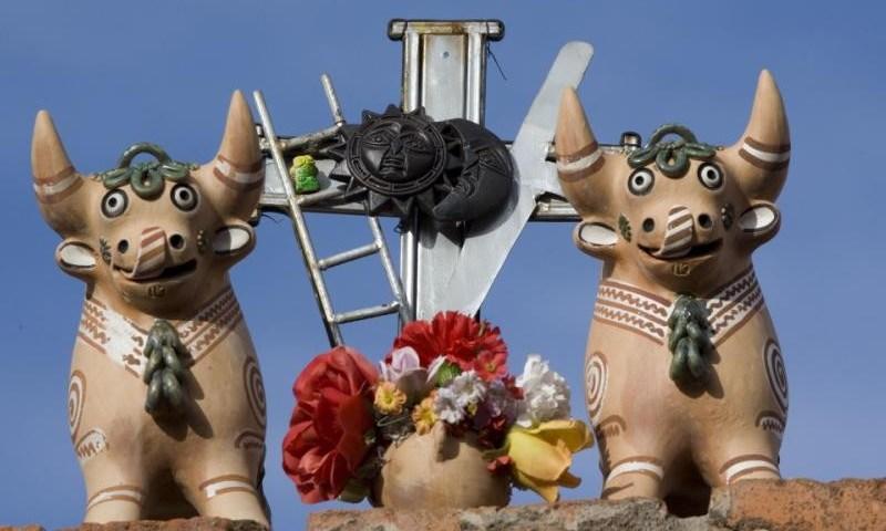 La simbología totemica del torito de Pucará