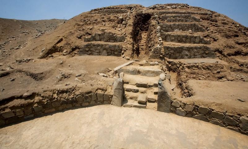 Áspero, puerto milenario de Caral, celebra 10 años de su recuperación arqueológica