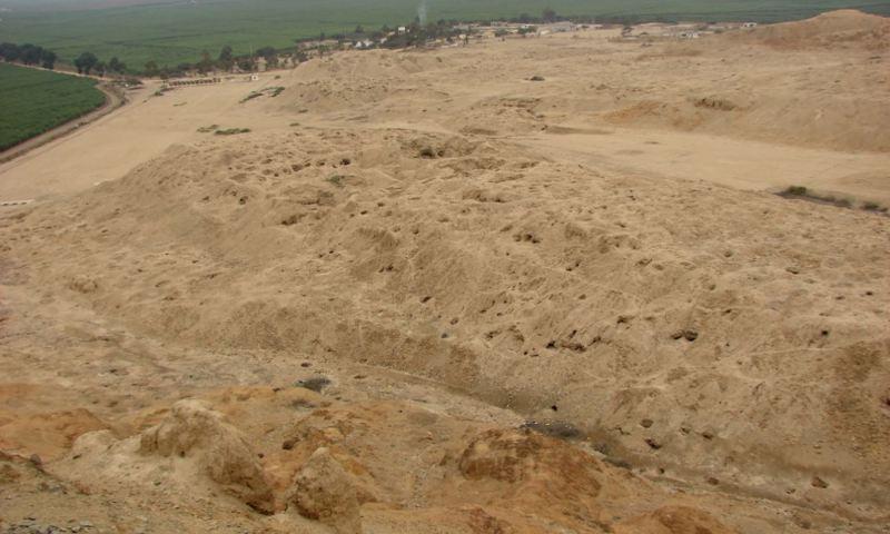 investigan atentados contra zonas arqueológicas de Lambayeque