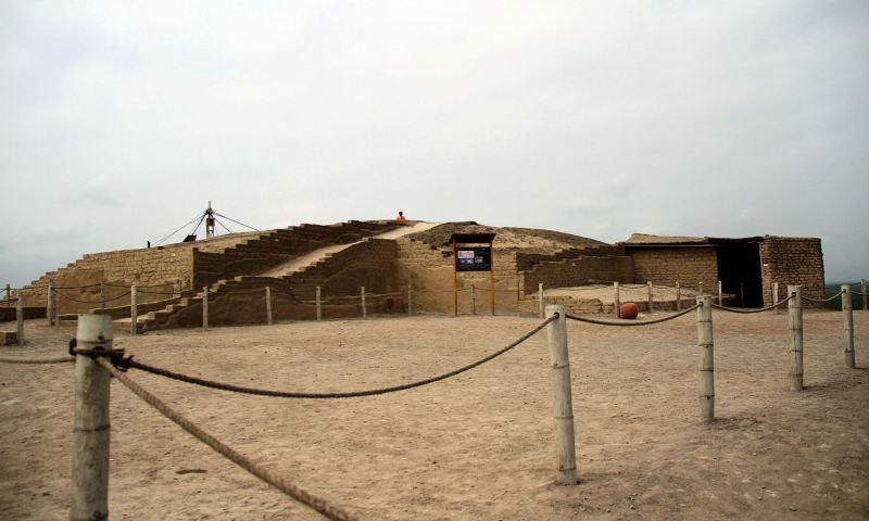 Entregan obra turística en complejo arqueológico El Brujo
