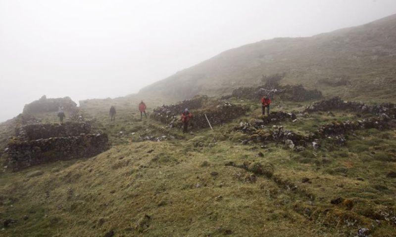 Descubren santuario inca por vía satélite
