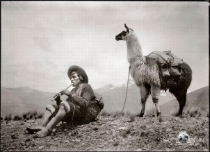 Retratos de campo Martin Chambi Tristeza andina